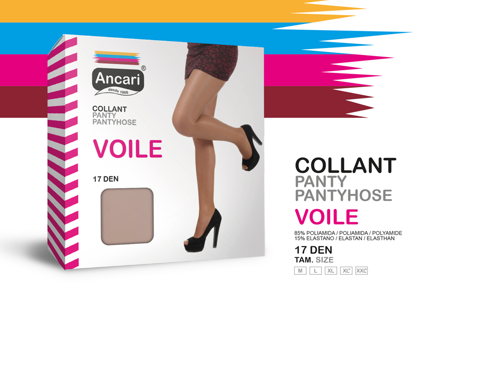 Collant Voile
